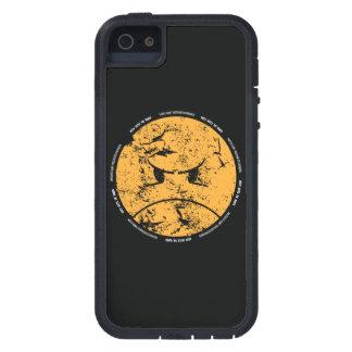 PISSYHATESTHEWORLD IPHONE COVER (ON BLACK) iPhone 5 CASES