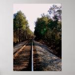 Pista de ferrocarril posters