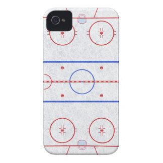Pista de hockey sobre hielo iPhone 4 cobertura