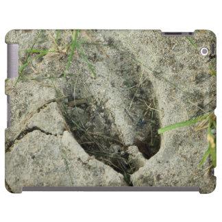 Pista de los ciervos funda para iPad