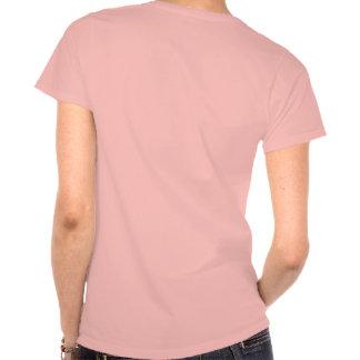 Pista del isleño de la mujer trasera de Haynes Com Camisetas