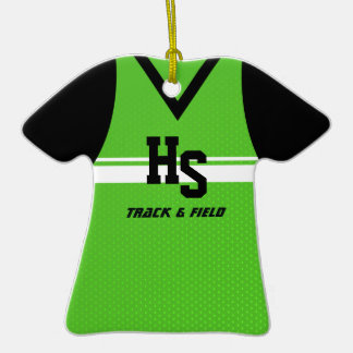 Pista/jersey de funcionamiento de los deportes ornato