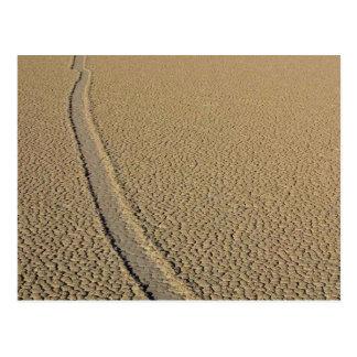 Pista Playa Tarjeta Postal