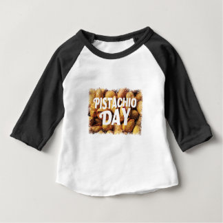 Pistachio Day - Appreciation Day Baby T-Shirt