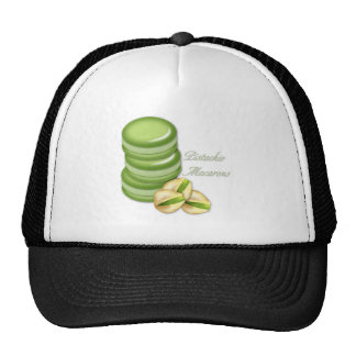 Pistachio Macarons Trucker Hat