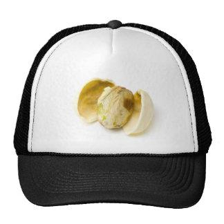 Pistachio nut trucker hat