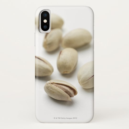 Pistachio nuts. Case-Mate blackberry case