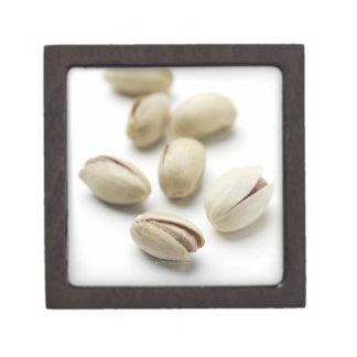 Pistachio nuts. gift box