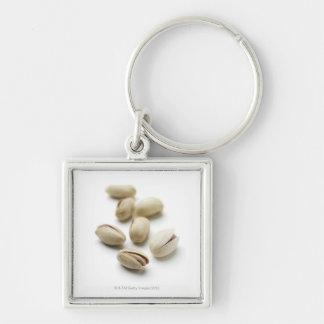 Pistachio nuts. keychain