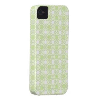 Pistachio Polka Dot iPhone Case casematecase