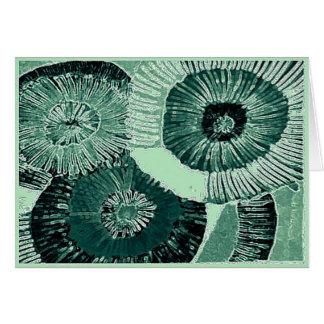 pistachio print (alt version on back) card