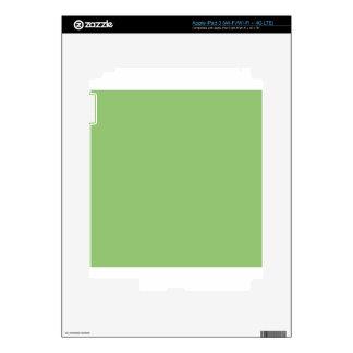 Pistachio iPad 3 Skins