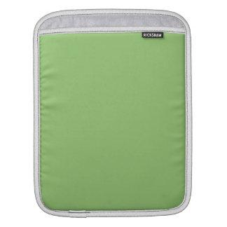Pistachio Solid Color iPad Sleeve
