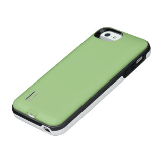 Pistachio Solid Color Uncommon Power Gallery™ iPhone 5 Battery Case