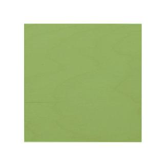 Pistachio Solid Color Wood Canvases