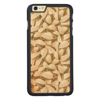 Pistachios Carved Maple iPhone 6 Plus Slim Case