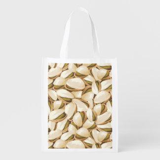 Pistachios Grocery Bag