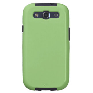 Pistacho Samsung Galaxy S3 Fundas