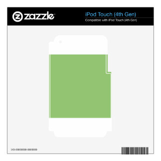 Pistacho iPod Touch 4G Skins