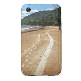 pistas de la playa funda para iPhone 3 de Case-Mate