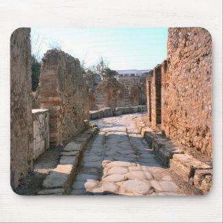 Pistas de Pompeya, de carro y altas aceras Tapetes De Raton