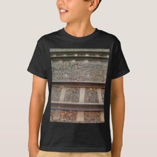 Pistas del tren, ferrocarril camisas