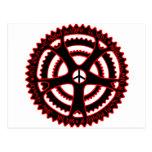 Pistas para bicicletas candentes en Utopía Postal
