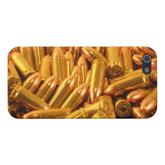 Pistol Ammo iPhone Cover - Savvy iPhone 5 Cover