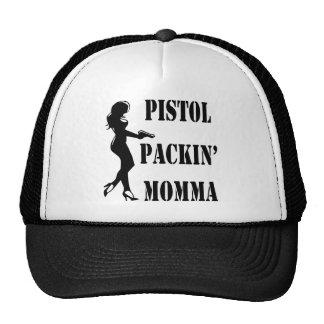Pistol Packin' Momma Trucker Hat