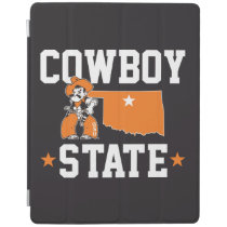Pistol Pete Cowboy State iPad Smart Cover
