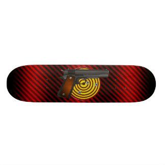 Pistol Target Skateboard Decks