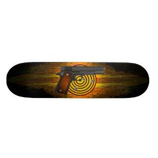 Pistol Target Skateboards