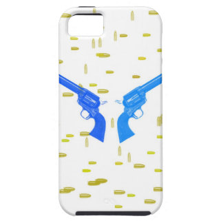 Pistol whipped iPhone 5 cases