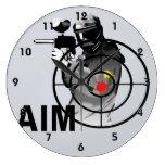 Pistola AIM de Paintball Reloj