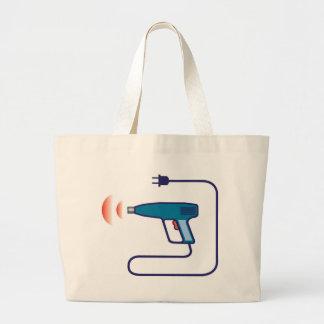 Pistola de calor bolsa tela grande
