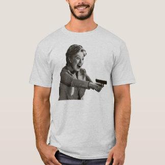 Pistola de Hillary Playera