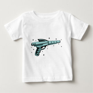 Pistola del laser del arma de rayo de la estrella playera de bebé