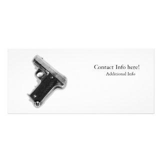 """Pistola del vintage folleto publicitario 4"""" x 9"""""""