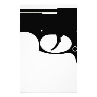 Pistola Papelería Personalizada