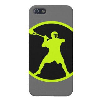 Pistola-verde iPhone 5 Carcasa