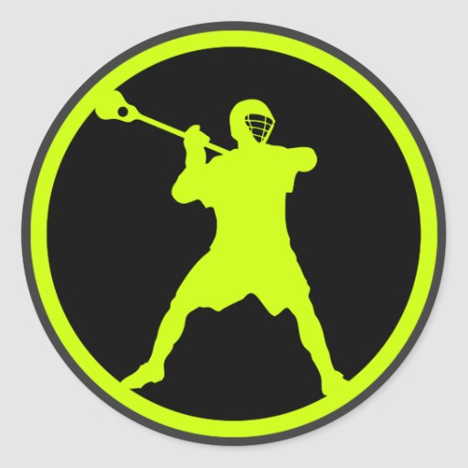 Pistola-verde Etiqueta Redonda