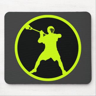 Pistola-verde Tapetes De Ratón