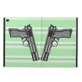 Pistols, Handgun Illustration Powis iPad Air 2 Case