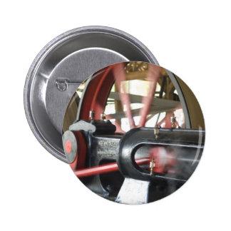 Pistón del motor de vapor pins
