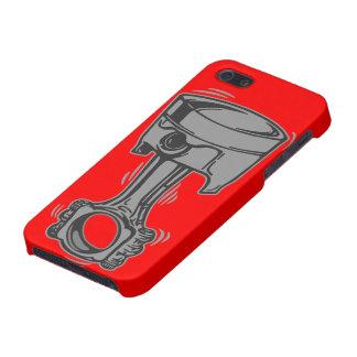 Piston iPhone SE/5/5s Cover