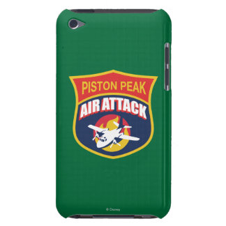 Piston Peak Air Attack Badge Barely There iPod Cases