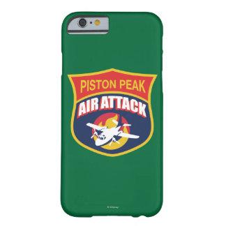 Piston Peak Air Attack Badge iPhone 6 Case