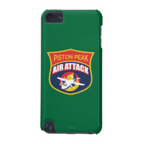 Piston Peak Air Attack Badge iPod Touch 5G Case