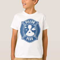 Piston Peak Badge T-Shirt