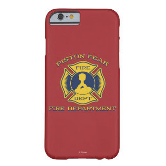 Piston Peak Fire Department Badge iPhone 6 Case